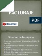 Presentacion Factoraje