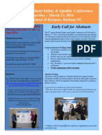 Early Call for Abstracts_March 2014 (3).pdf