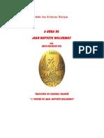 62860324 a Obra de Jean Baptiste Willermoz