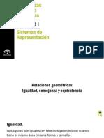 4.1 Sistemas de Representacion Relaciones Geometricas