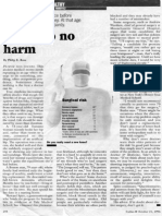 First, Do No Harm. Forbes, Oct. 21 1996