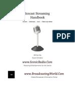 Icecast Streaming Handbook