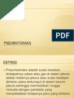 PENATALAKSANAAN VATS PADA PNEUMOTORAKS.ppt