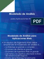 Ingenieria Web modelado de análisis