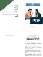 ASERTIVIDAD en Las Relaciones Sociales y Compromiso de Trabajo