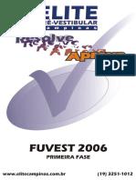 Fuvest 06 Fase1 ELITE
