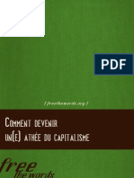 FreeTheWords - Comment Devenir__un_e_ Ath_e Du Capitalisme