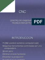CNC Conceptos Basicos
