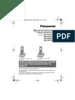 Manual Tel Panasonic Kx-TG1711SP