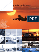 Crm  in aviation industry  by jithendra