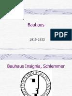 Bauhaus Bajado 1