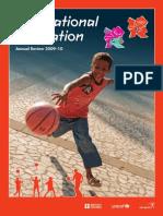 International Inspiration Annual Report 2009 10