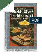 Wolfrum, Traudl - Kiechla, Kleeß und Krautsalot