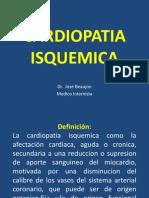 CARDIOPATIA ISQUEMICA 2003