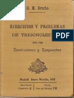 G.M.Bruño- Ejercicios y Problemas de Trigonometría con sus Resoluciones y Respuestas.pdf