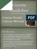 Vicente Huidobro 2