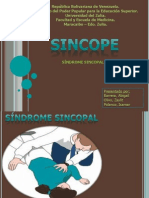 Síndrome Sincopal (1)za