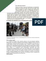 Tema para Redação Terrorismo