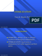 STERILZAION