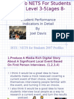 Intro to NETS for Students Grade Level 3