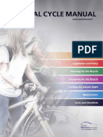National Cycle Manual 110728