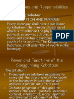 SK Functions and Responsibilities 2