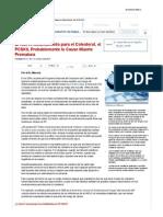 PCSK9_ Medicina Para El Colesterol Que Puede Causar Muerte Prematura