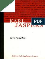 Jaspers - Nietzsche