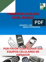 0.- PRIMEROS AUXILIOS