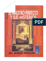 Adoum Jorge - El Maestro Perfecto Y Sus Misterios