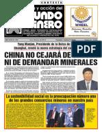 Mundo Minero 302. Octubre 2013