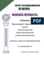 Mapa Conceptual UC