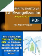 El  ESPÍRITU SANTO en la Evangelización_22 de Setiembre