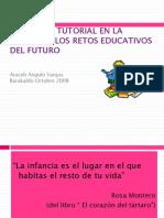 Araceli Angulo Presentacion-curso de Tutoria