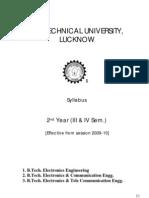u.p. Technical University, Lucknow