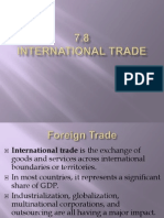 7 8 - international trade