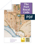 Port Royal Form Based Code draft (Oct. 2013)