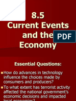 8 5 - current events and the economy