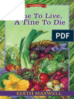 A Tine To Live, A Tine To Die