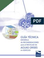 Guia Tecnica Espa%d1ola Reciclaje Aguas Grises Cs-Ag Aqua Espa%d1a