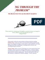 PUSHING THROUGH THE PROBLEM.docx