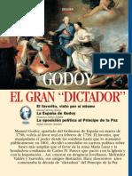 Dossier 004 - Godoy El Gran Dictador