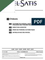 Revue Technique Renault Velsatis