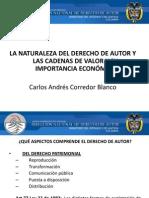 Carlos Corredor Naturaleza Derechos Autor