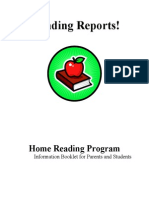 celebrate reading book report handout 3 4