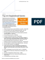 Top 100 Inspirational Quotes - Forbes.pdf