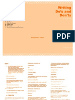 writingdosanddontsbrochure