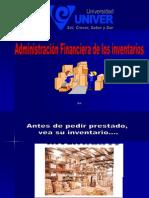 Administracion de Inventarios