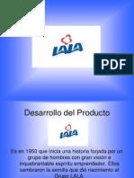 Empresa Leche Lala
