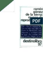 Gomez de La Serna Ramon - Museo de Reproducciones